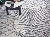 Zebra Print Bath Rugs Zebra Bath Mat Black White Living Roots